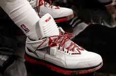 Li-Ning Way of Wade Encore White Red Black