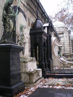 Cemetery Budapest