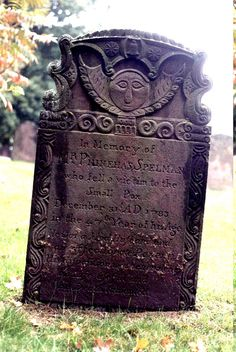 Mr Phinehas Spelman,died of the smallpox on Dec 31,1783,age 47, (Durham,Connecticut)