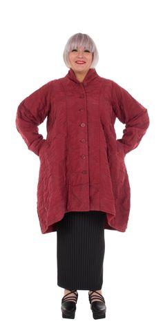 Privatsachen Ideal Silk Coat | idaretobe authorised UK stockist