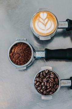 Coffee, beans, coffee shop and latte HD photo by Nathan Dumlao ( on Unsplash Coffee Shot, Coffee Cafe, Coffee Break, Coffee Drinks, Coffee Mugs, Iced Coffee, Morning Coffee, Folgers Coffee, My Coffee Shop