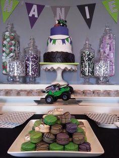 Monster Truck party #monstertruck #party