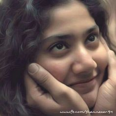 To hold u in my hands nd feel ur smile !! what else do i need ! malar#premam