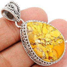 Brecciated Mookaite 925 Sterling Silver Pendant Jewelry BRMP522