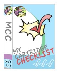 You can find the My Cartridge Checklist APP by Joys Life in the Android Store for FREE!