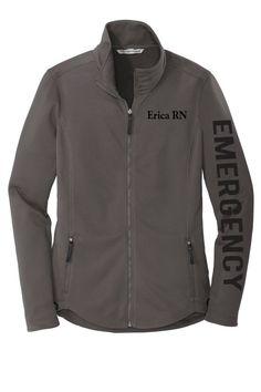 a002f058d Emergency Nurse Jacket ER Nurse Jacket Women s Nursing
