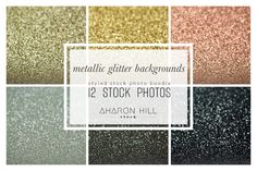 Glittery Backgrounds Styled Stock (12 different colors in the bundle)! So pretty and perfect for growing businesses to use with text overlayed!