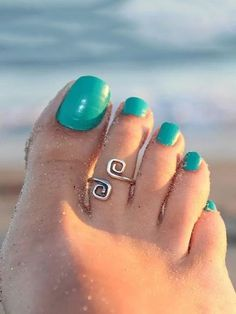 2016 Fashion Beach Foot Ring Toe Unique Vintage Silver Foot Rings For Women Jewelry For Women Bijoux Retro Luck Number 8 Ring Jewelry Party, Beach Jewelry, Cheap Body Jewelry, Body Jewellery, Nice Toes, Pretty Toes, Beach Feet, Silver Toe Rings, Fashion Jewelry
