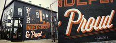 Stunning mural by Bryan Patrick Todd