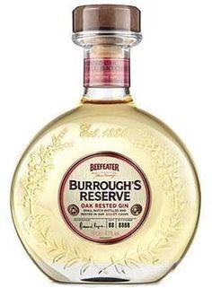 Burrough's Reserve, gin sin tonic | Gastroactitud. Pasión por la comida.