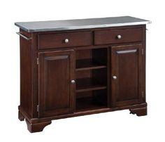 Amazon.com: Home Styles 9300-1072 Cart Kitchen Island: Home & Kitchen