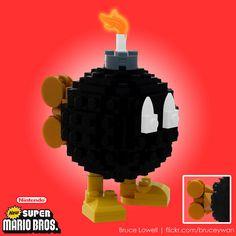 Mario bomb