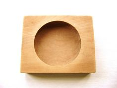 Round Circle Vintage Japanese Kashigata Mold by VintageFromJapan, $55.00