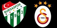 Süper Lig 2017/2018 Sezonu, 24 Eylül 2017 Pazar, günü  saat 19:30'da oynanacak olan Bursaspor - Galatasaray maçını canlı,kesintisiz HD kalitede izleyebileceğiniz linkler  #galatasaray #bursaspor #futbol #süper lig #beinsports #canlı maç #şifresiz #canlı
