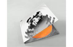 Identity for Icelandic band Vök. Cd Cover Art, Polaroid Film, Behance, Graphic Design, Identity, Cards, Minimal, Music, Musica