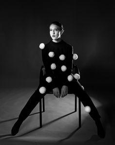 Fee reega by Ricardo Villoria #fashion #art #photo #bn #woman #music