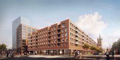 Zdjęcie numer 4 w galerii - Nowe osiedle od JEMS Architekci. Powtórzy sukces 19 dzielnicy?