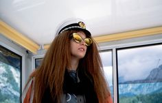 Andy Wolf Sunglasses - Modèle Sweet Summer Breeze  @Andy Yang Wolf  disponible chez http://www.lesartisanslunetiers.fr