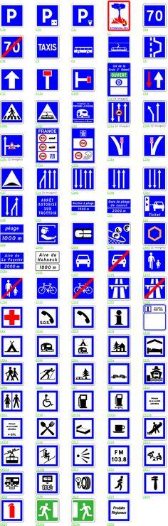 Signalisation indication
