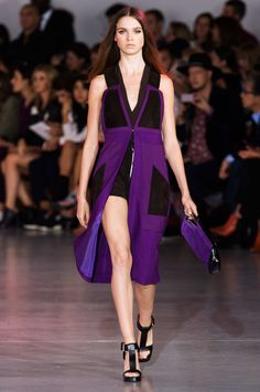#CostumeNational #2015 #Fashion #Show #ss2015 #mfw #Milan #Fashionweek via @TheCut