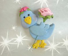 Blue Bird by alongcameaspider1