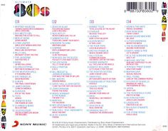 W50 produções mp3: Ultimate 80s
