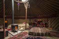 Home Decorators Hamilton Vanity Buy A Yurt, Pacific Yurts, Building A Yurt, Yurt Interior, Yurt Tent, Yurt Living, Canopy And Stars, Great Buildings And Structures, Earth Homes