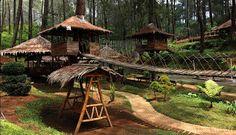 Info Travelling dan Maskapai di Indonesia: Tempat Wisata Outbound Di Lembang Bandung Paling A...