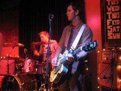 Single launch, the now dead Hopetoun Hotel, Surry Hills, 2008.     #Indie, #music, #Australian, #foundatsea, #crowdfunding, Sydney music scene
