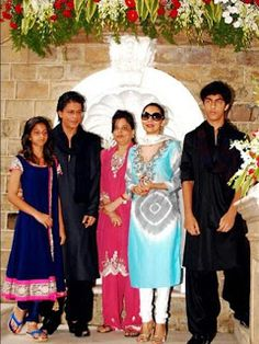 Bollywood's Mini Celebs with Mega Style - Let's begin Bollywood's most stylish celeb kids gallery with king Khan's kids. Shah Rukh's juniors have inherited their parent's sense of minimal yet classy sense of style. Seen here on the occasion of Eid, 16-year-old Aryan and 13-year-old Suhana are dressed to perfection.