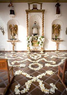 Mindy Rice- Mexico church wedding