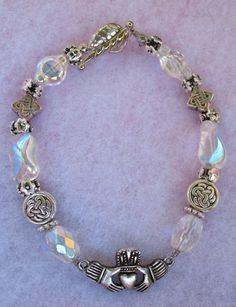 Claddagh, Celtic Knot, Cgi, Fashion Accessories, Charmed, Bracelets, Silver, Ebay, Jewelry