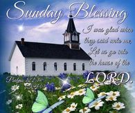 Sunday Blessing, Have A Blessed Day!
