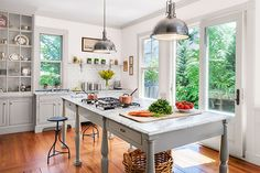 Photo: Nat Rea | thisoldhouse.com | from Bright and Airy Rehab for a Once-Gloomy Victorian