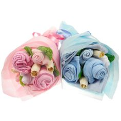 Twin Mini Baby Clothes Bouquet http://www.sayitbaby.co.uk/contents/en-uk/p545_Twin_Mini_Baby_Clothes_Bouquet.html