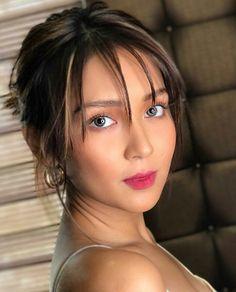 🖖🏻 Everything About KathNiel🤘🏻 ( Filipina Actress, Daniel Padilla, Kathryn Bernardo, Celebs, Celebrities, Best Actress, Ulzzang Girl, Asian Beauty, Bangs