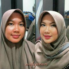 Flawless look by me :) IG: wafajanan