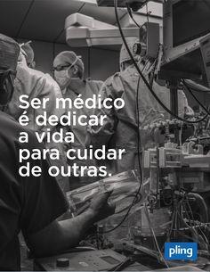 Medicina: um projeto de vida. ❤️ #universomed #artedecuidar School Motivation, Study Motivation, Veterinary Medicine, Studyblr, Medical School, Greys Anatomy, Surgery, Save Life, Beautiful Day