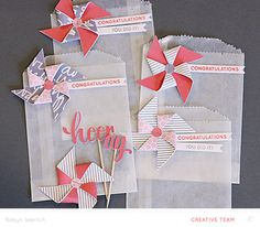 Cute party supplies by Robyn Werlich @studio_calico