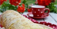 Kürtős kalács (vaníliás-citromos) - sütőben sütve Kurtos Kalacs, Winter Food, Macarons, Ethnic Recipes, Macaroons