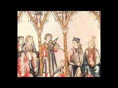 Iconos Medievales: Juglares y Trovadores