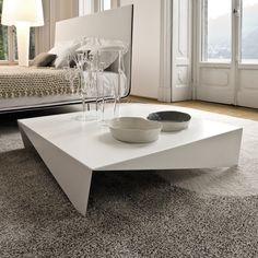 Viola sheet metal coffee table
