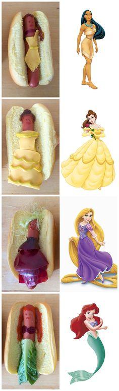 """Las princesas Disney en versión """"Frankfurt"""" - www.CABRONAZI.com"""