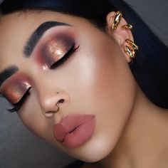 """5,522 Likes, 102 Comments - Charity (@iamcharityleigh) on Instagram: """"DETAILS! I created this look in partnership with @SmashboxCosmetics for @shaym, here are details on…"""""""