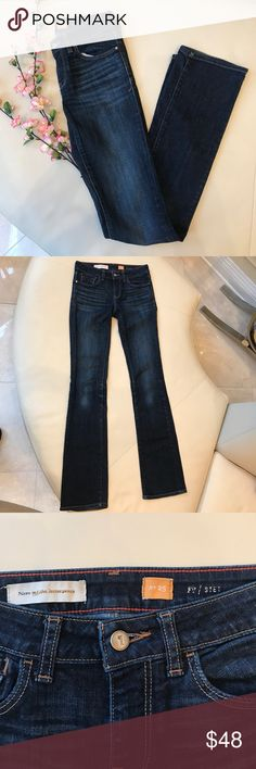 Anthro   Pilcro FV / STET Bootcut Jeans 💜 Sz 25 Pilcro & the LetterPress FV / STET Bootcut Jeans 💜   Size 25    Excellent pre loved condition Anthropologie Jeans Boot Cut