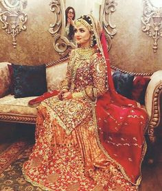 Baraat  ❤❤♥For More Follow On Insta @love_ushi OR Pinterest @ANAM SIDDIQUI ♥❤❤