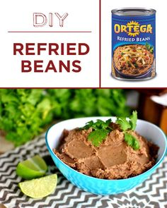 """Make healthy """"refried"""" beans in a slow cooker. 