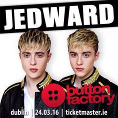 Jedward  #easter  #concerts #gigs #dublin #cork #london #glasgow #livemusic  #music ♫ Jedward - Oh Hell No (Instrumental) Made with Flipagram - https://flipagram.com/f/lK02NgrGpZ
