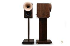 Mono and Stereo High-End Audio Magazine: dc10audio Berlin Mini Monitor NEW