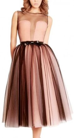 magnificent. Retro tulle / georges hobeika s/s 2013